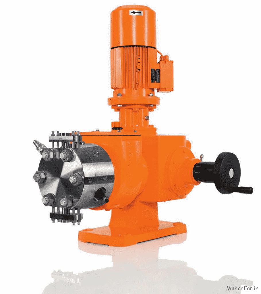 ProMinent Orlita Evolution 3 Hydraulic Diaphragm Metering Pump