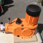 ProMinent Hydro dosing Pump PVDF