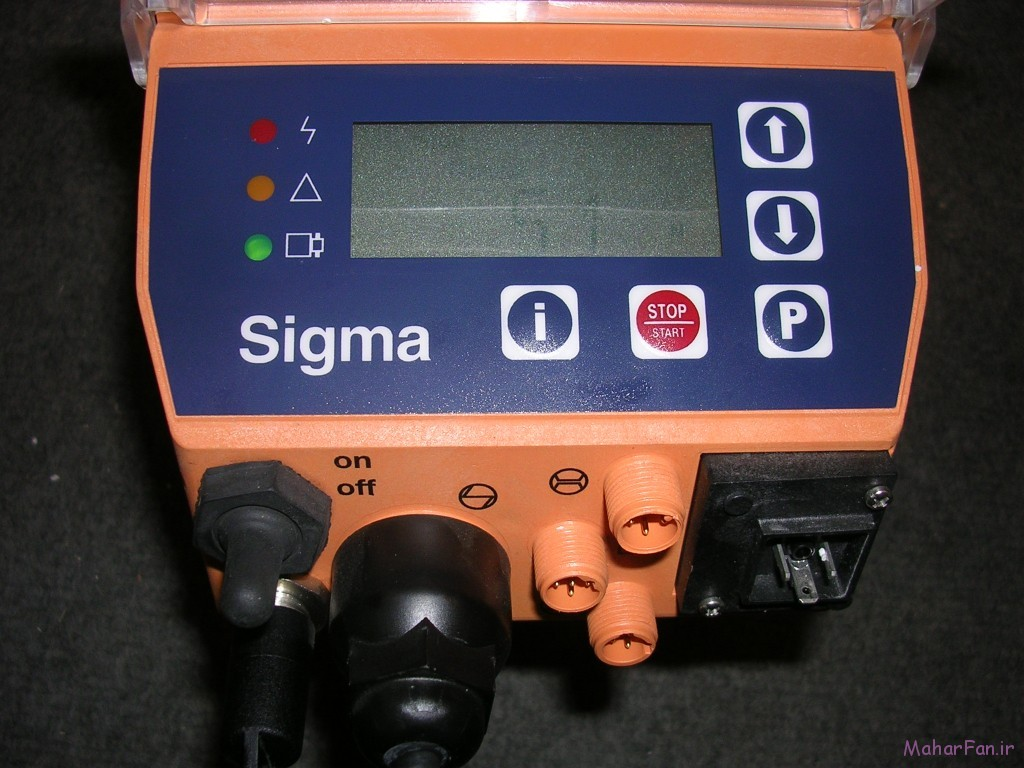 پمپ دوزینگ Sigma