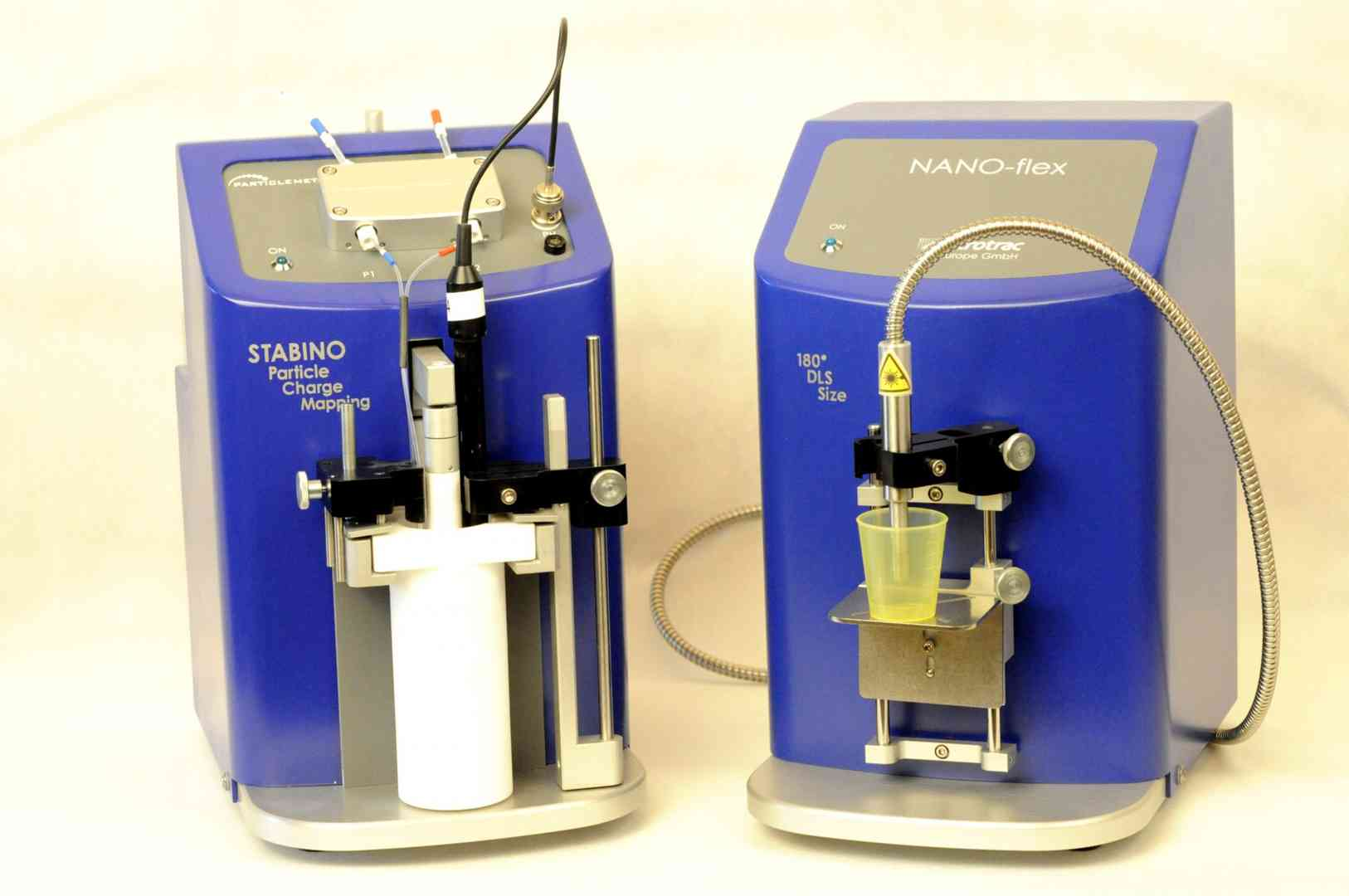 Particle Size and Zeta Analyzer ParticleMetrix