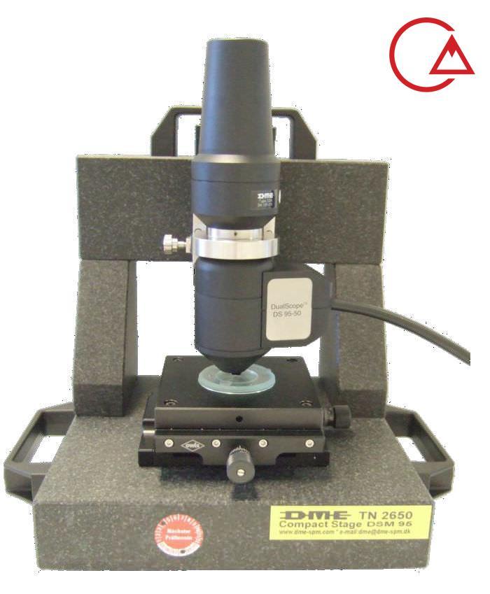 مروری بر کاربرد میکروسکوپ نیروی اتمی در بیولوژی