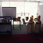 نمایشگاه نفت گاز پتروشیمی پالایش 21