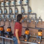 سیستم تزریق آب آهک در تصفیه خانه های آب