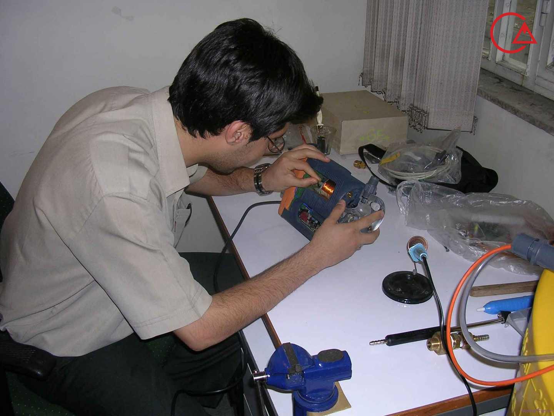 آموزش سرویس و عیبیابی و تعمیر دوزینگ پمپ