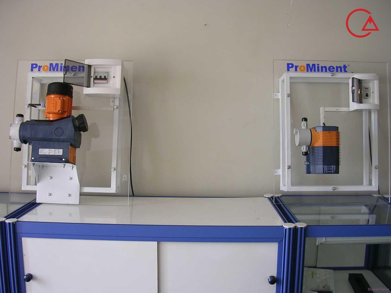 ProMinent Alpha VarioC Metering Pump Installation