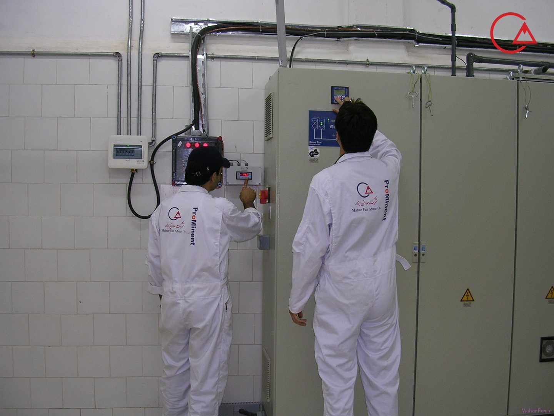 دستگاه ازن ساز استخر جهت تصفیه آب اهواز