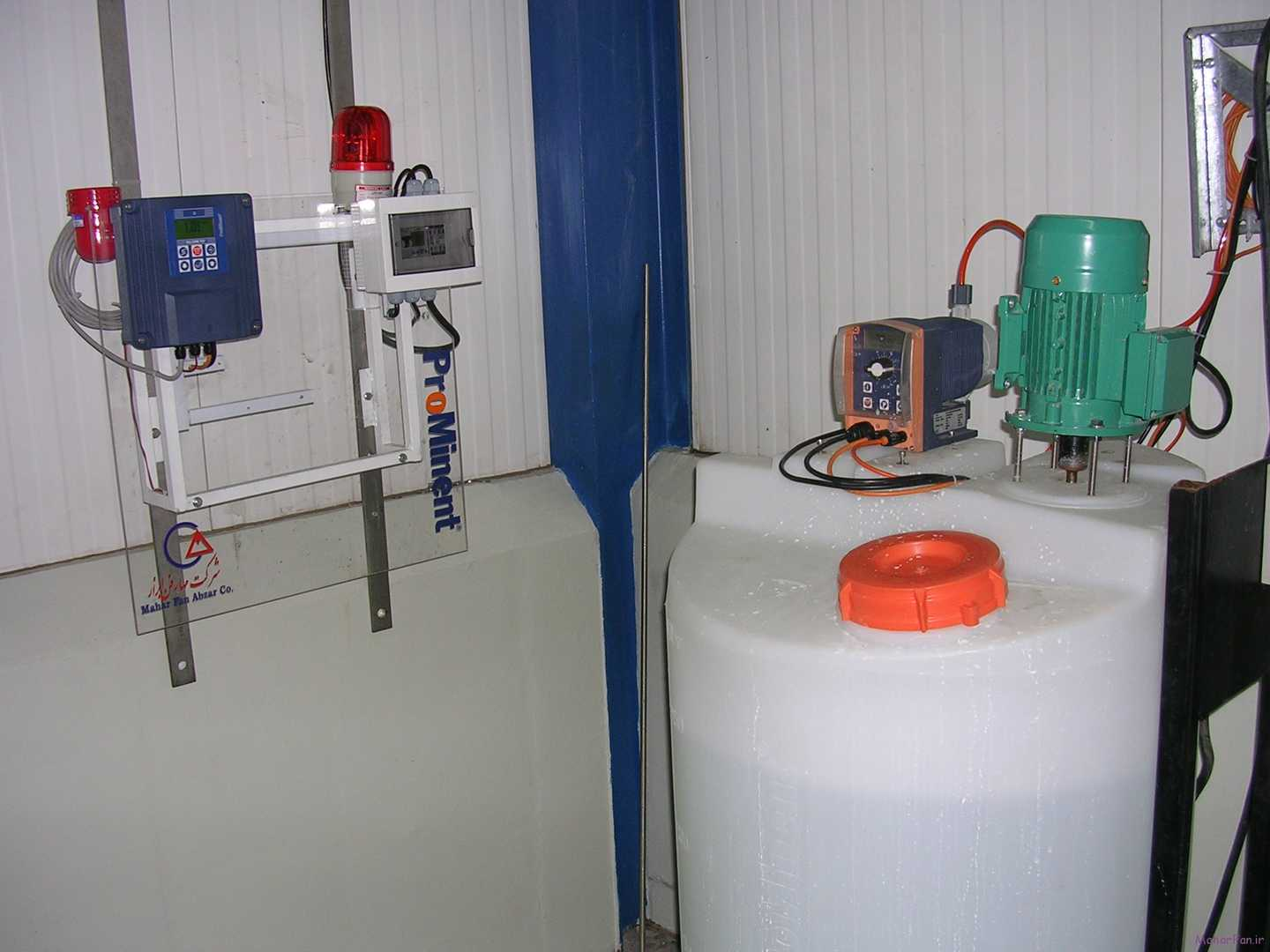 PerChlorine mix and Injection Package