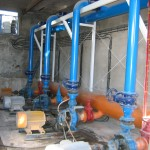 پکیج کلرزنی مایع Chlorination Package