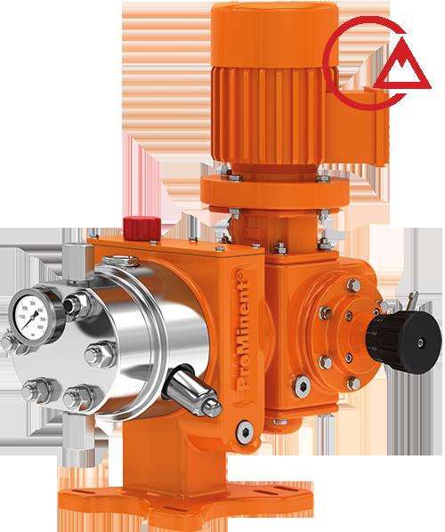Metering Pump Hydraulic Diaphragm API 675