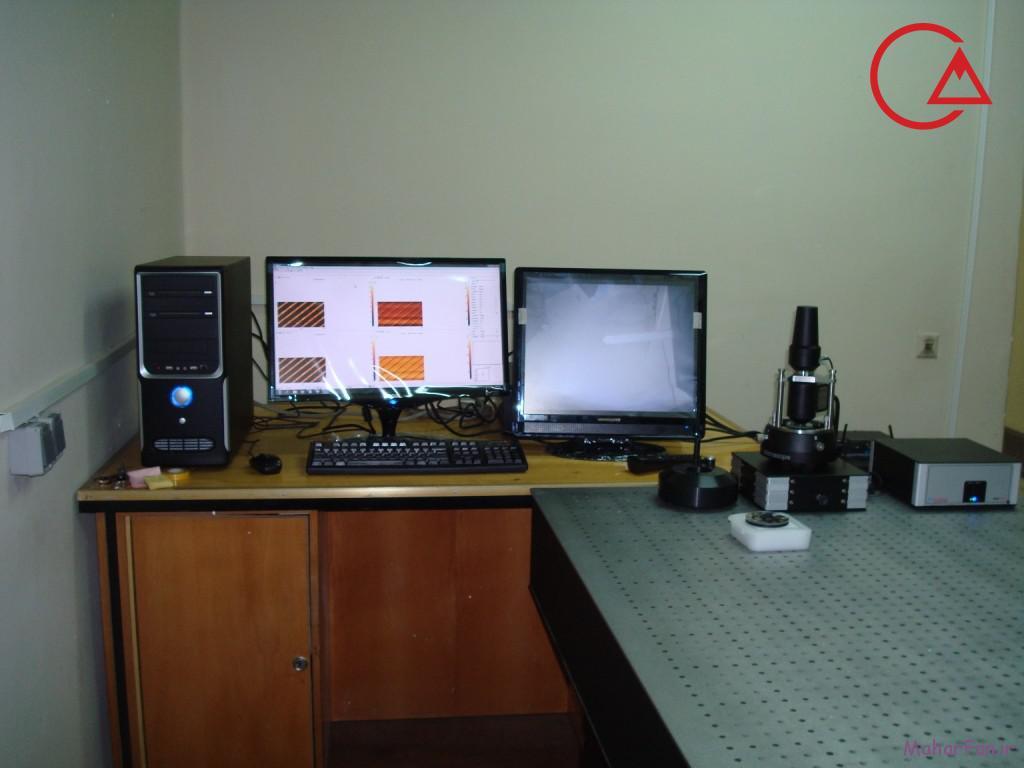میکروسکوپ پروبی روبشی دانشگاه سیستان و بلوچستان