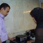 خط فارسی به دنیای نانو رفت