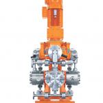 دوزینگ پمپ سه کله نفت و گاز API 676