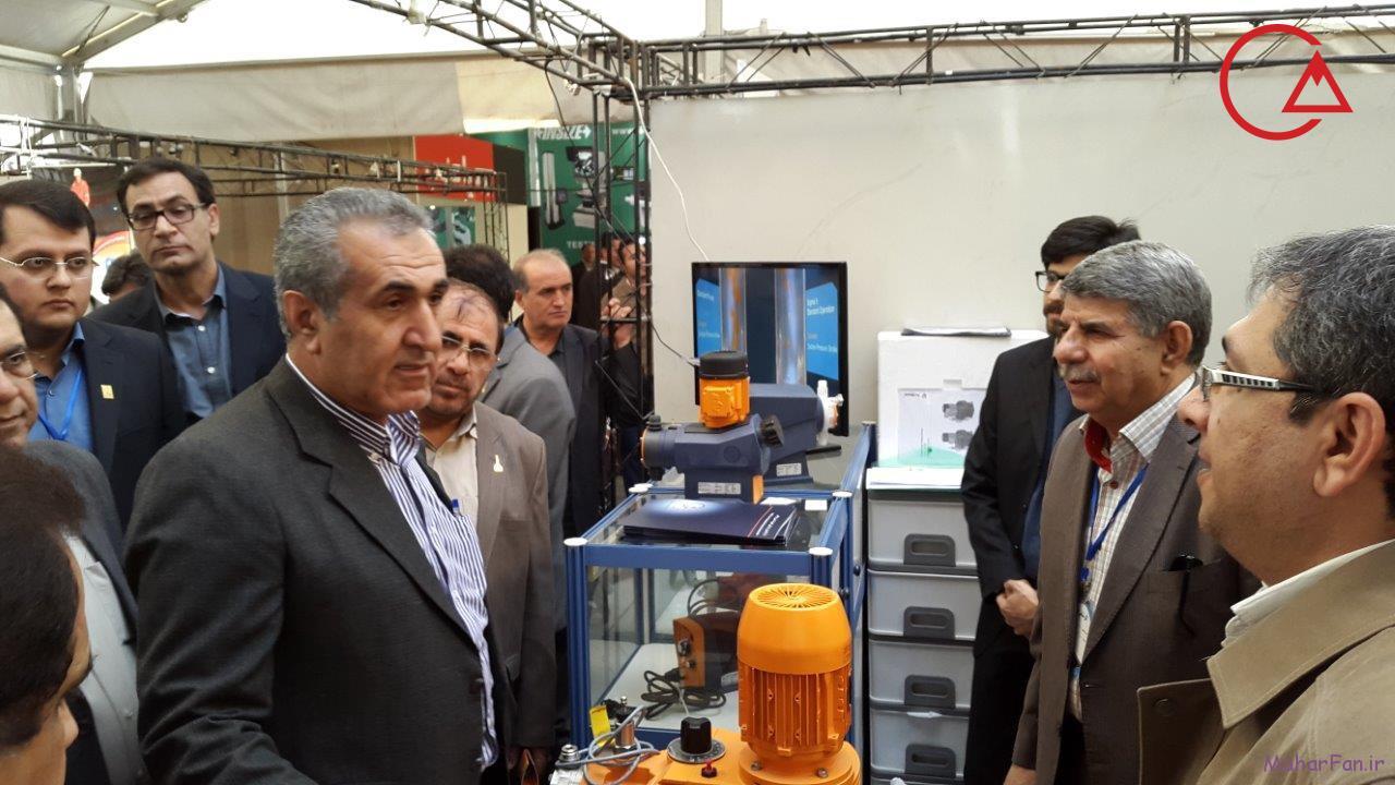نمایشگاه تخصصی صنعت نفت اهواز