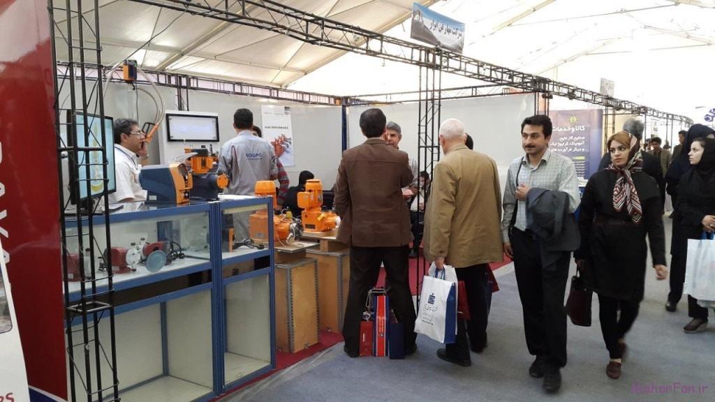 ششمین نمایشگاه تخصصی صنعت نفت اهواز خوزستان