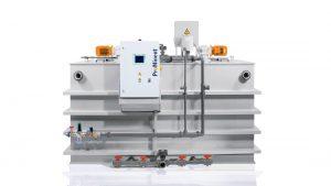 پکیج آماده سازی و تزریق پلی الکترولیت (فلوکولانت)