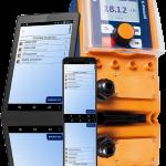 اولین پمپ هوشمند با قابلیت اتصال به موبایل