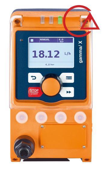 ProMinent Gamma X Intelligent Metering Pump