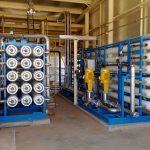 سیستم آب شیرین کن صنعتی