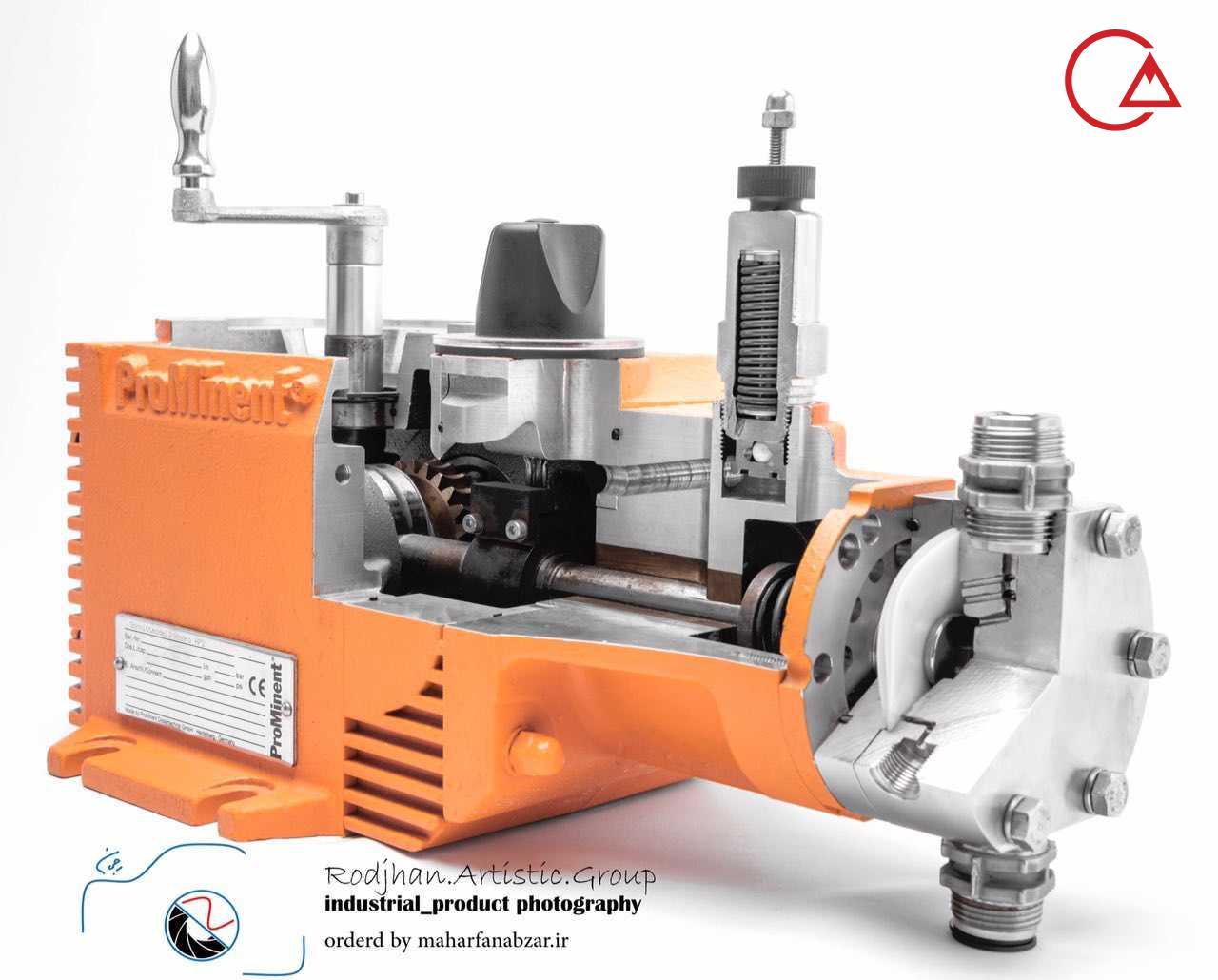 ProMinent Hydro Hydraulic Diaphragm Dosing Pump