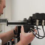 نصب و آموزش دستگاه کشش سطحی و زاویه تماس (2)