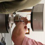 نصب و آموزش دستگاه کشش سطحی و زاویه تماس (5)