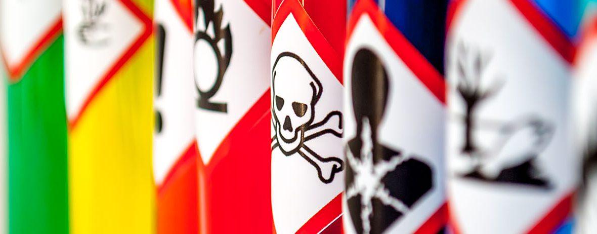 مواد شیمیایی خطرناک و خورنده