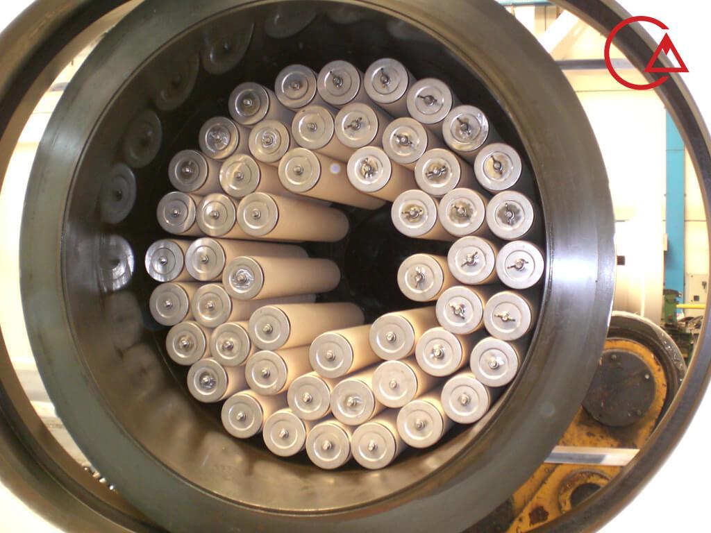 فیلتر گاز خشک و کارتریج