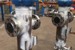 فیلتر گاز خشک فولاد ضد زنگ SS316