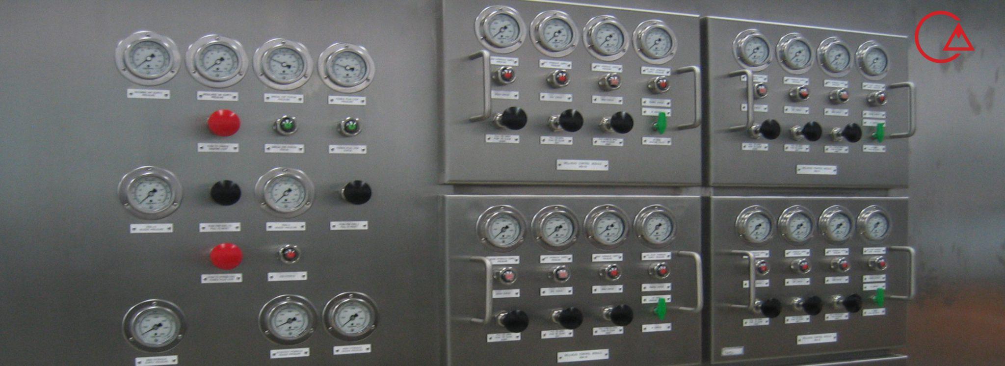 کنترل پنل سرچاهی