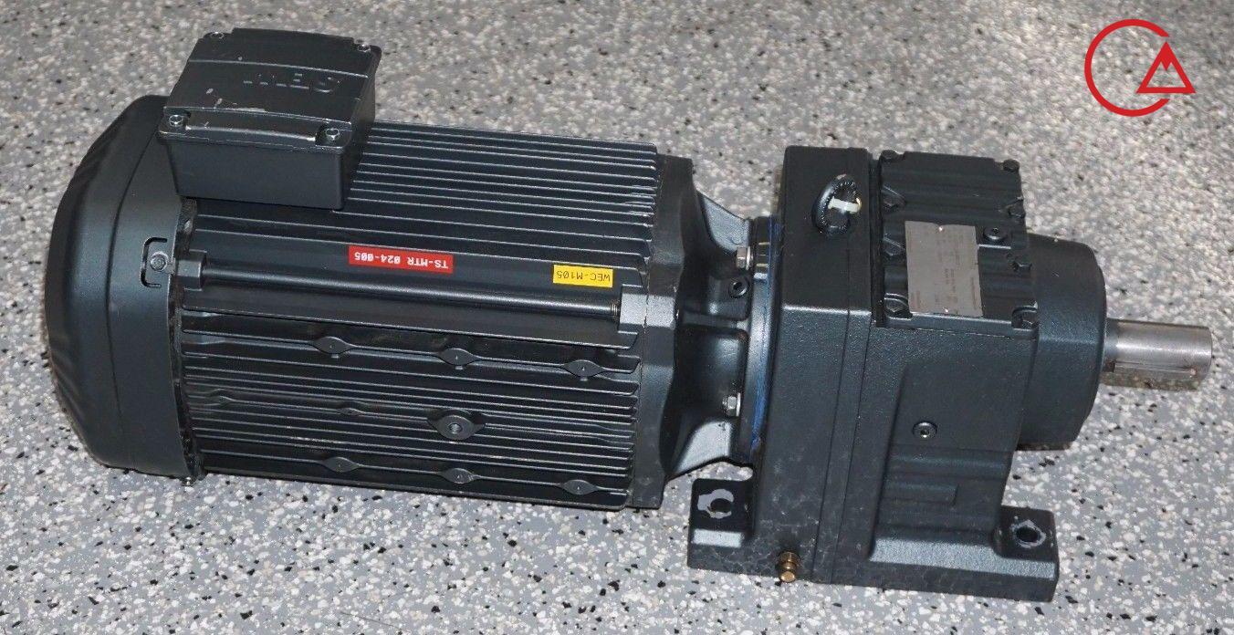 الکتروگیربکس آلمانی SEW