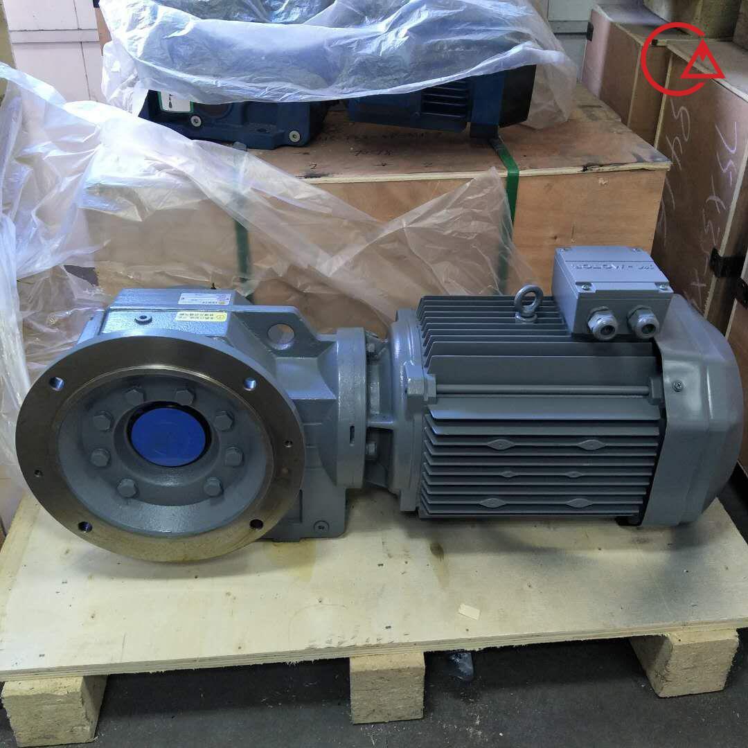 الکتروگیربکس موتور یورودرایو آلمان حلزونی