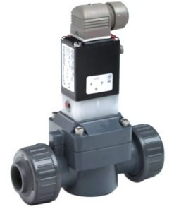 electric valve chemical