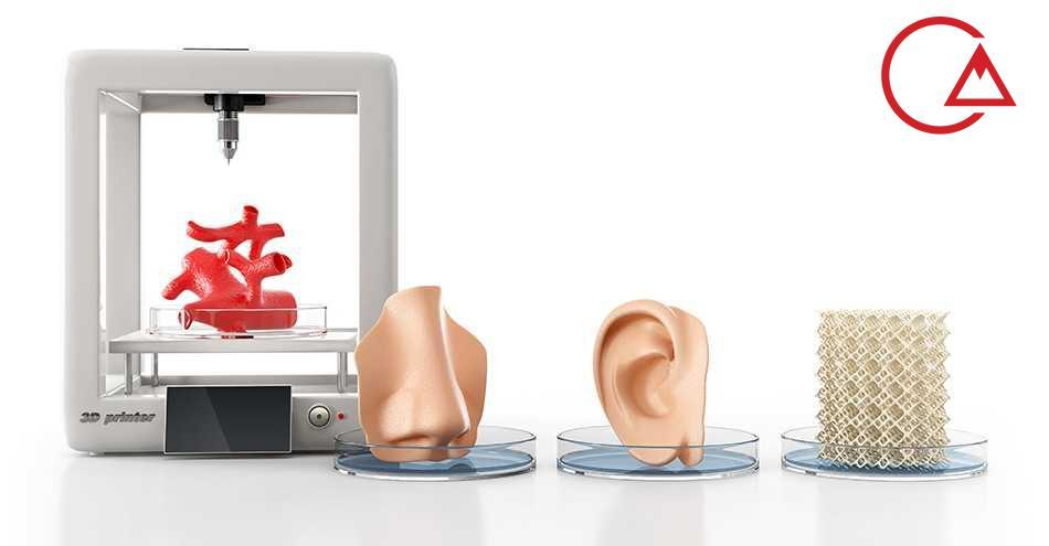 پرینتر سه بعدی زیستی
