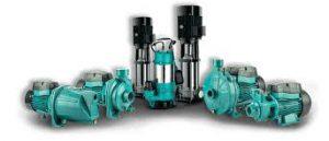 پمپ کالمو انتقال آب فشار خانگی صنعتی