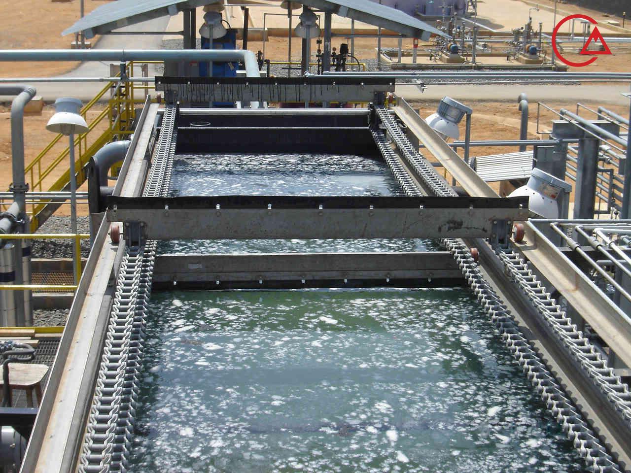 شناورسازی با هوای محلول (DAF)