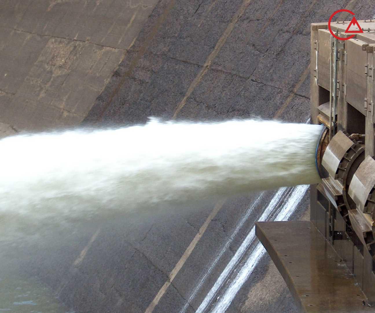 دریچه آب بند