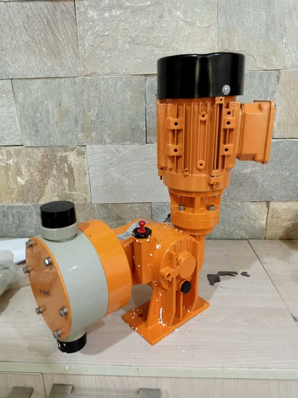 ProMinent Motorised metering pump type PLASMA
