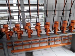 ProMinent Motorised metering pump type PLASMA 2