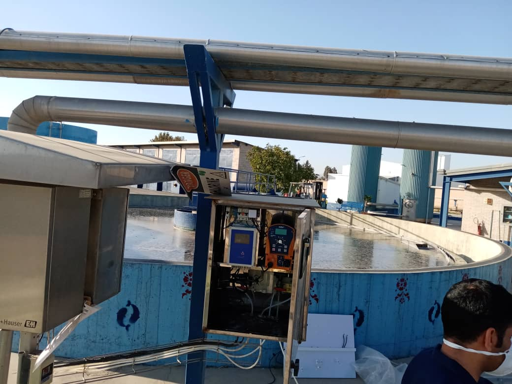 پردازشگر مخصوص سیستم آب شیرینکن (RO)