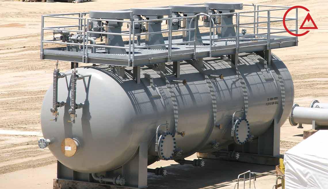 پکیج IGF (شناورسازی به کمک تلقیح گاز)